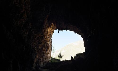 Entrance of Huagapo Cave near Tarma, Peru